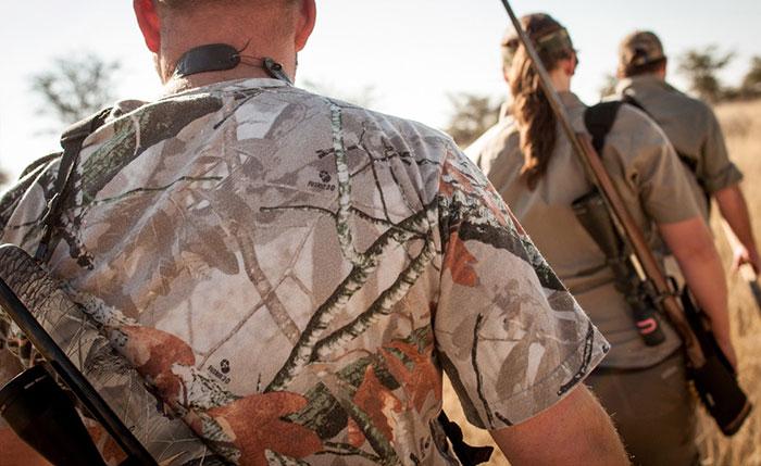 Hunting safaris in Namibia at Aru Hunting Safaris