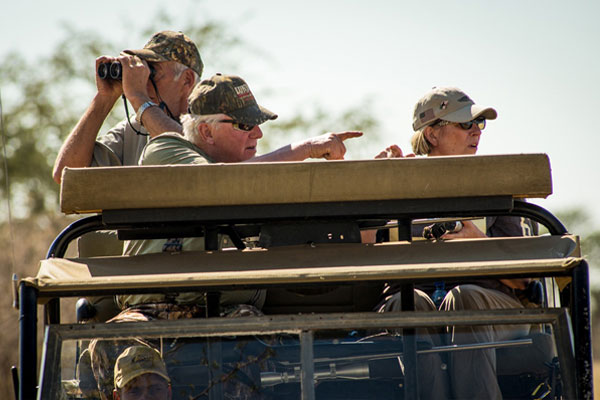 Plains Game Hunting at Aru Hunting Safaris