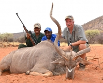 Hunting and fishing in Namibia