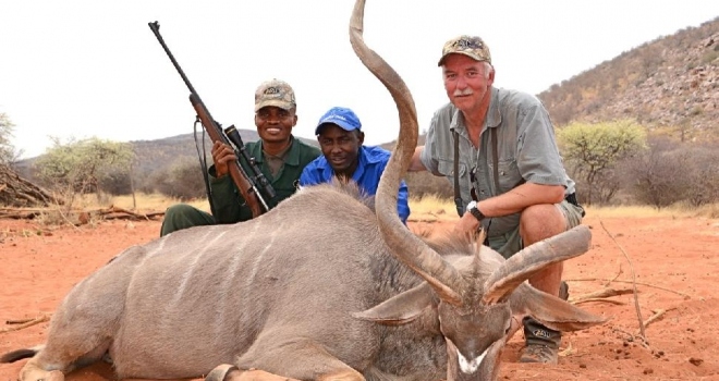 How Outdoor Canada's hunting editor took on a classic Scottish hunting and fishing challenge—in Africa (Part 1)